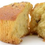 Banana & Walnut Muffin