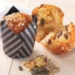 Muesli Tulip Muffin