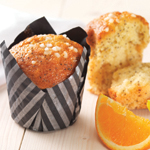 St Clements Tulip Muffin