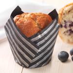 Blueberry Tulip Muffin