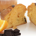 Chocolate Orange Muffin