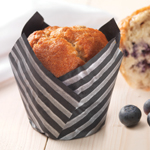 Blueberry Tulip Muffin