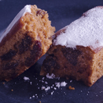 Winter Spiced Fruit Cake