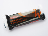 Salted Caramel & Chocolate Flapjack